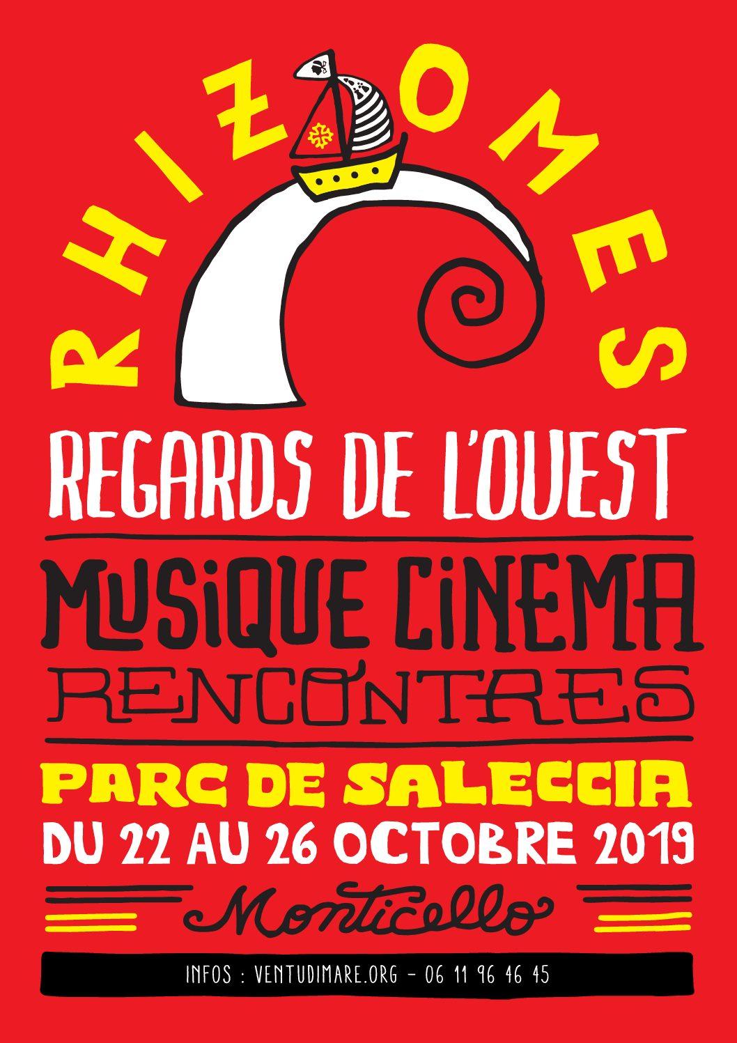 RHIZOMES !! du 22 au 26 Octobre au Parc de Saleccia